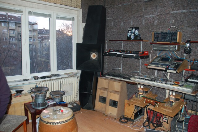 Analogeggbox Studio